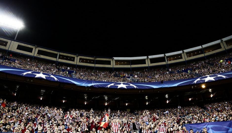 Temp. 16/17 | Atlético de Madrid - Leicester | Otra mirada 04