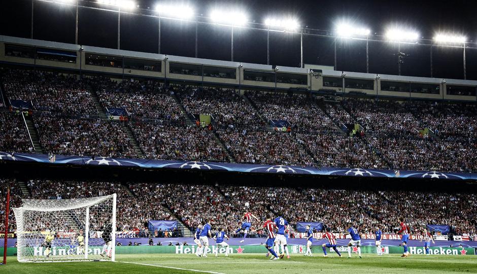 Temp. 16/17 | Atlético de Madrid - Leicester | Otra mirada 05