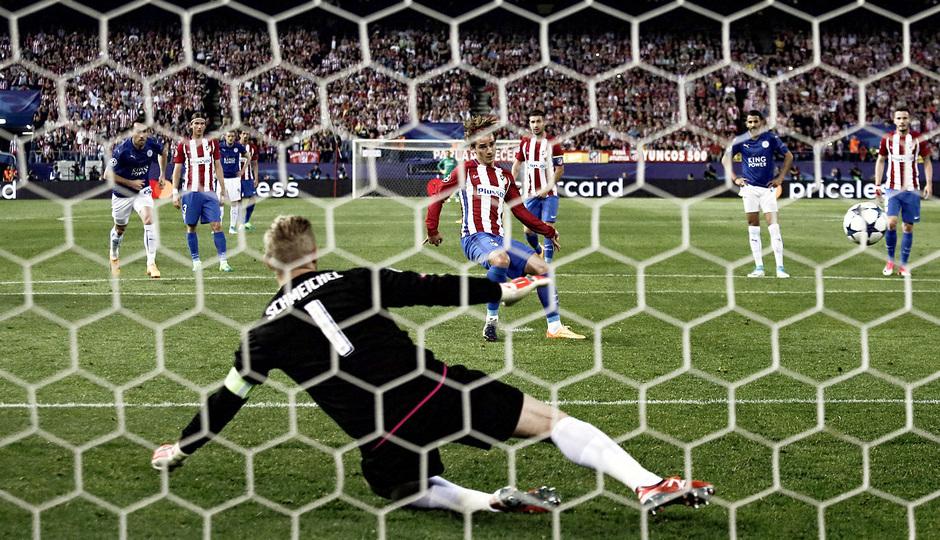 Temp. 16/17 | Atlético de Madrid - Leicester | Otra mirada 07