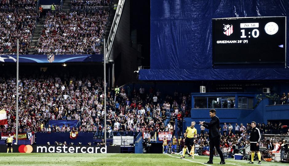 Temp. 16/17 | Atlético de Madrid - Leicester | Otra mirada 09