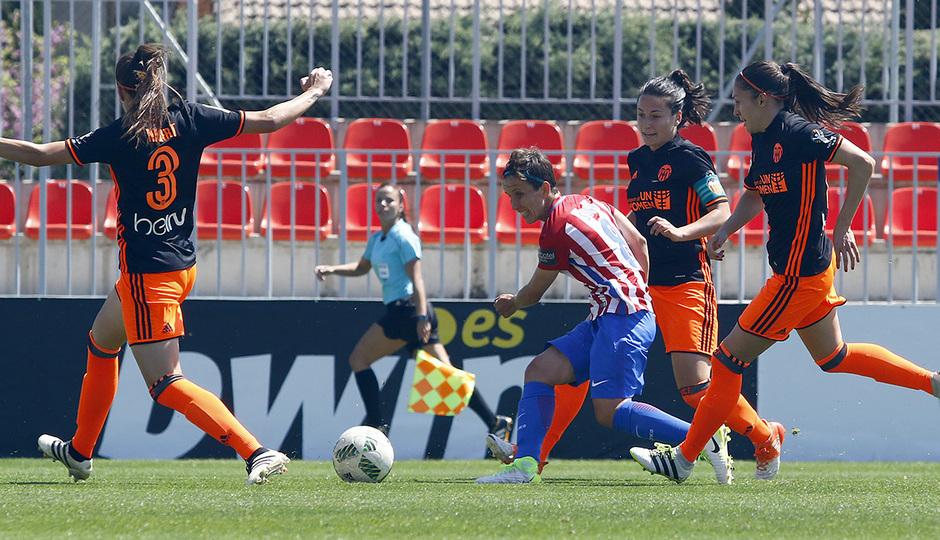 Liga Iberdrola | Atlético de Madrid-Valencia | Sonia