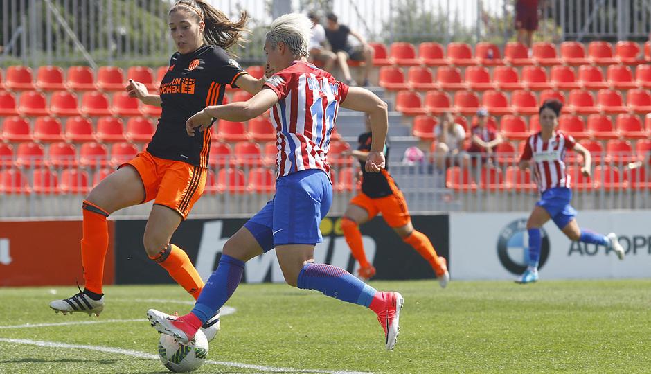 Liga Iberdrola | Atlético de Madrid-Valencia | Priscila