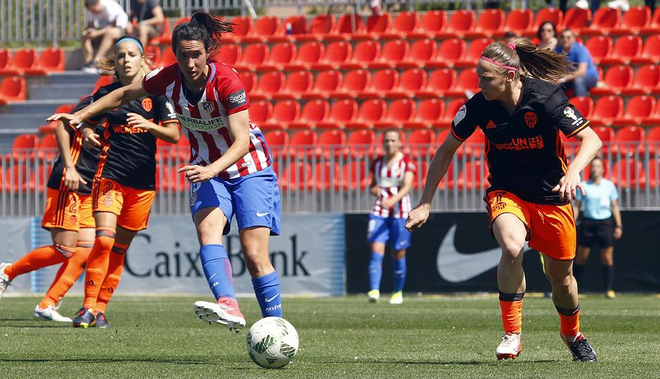 Liga Iberdrola | Atlético de Madrid-Valencia | Meseguer