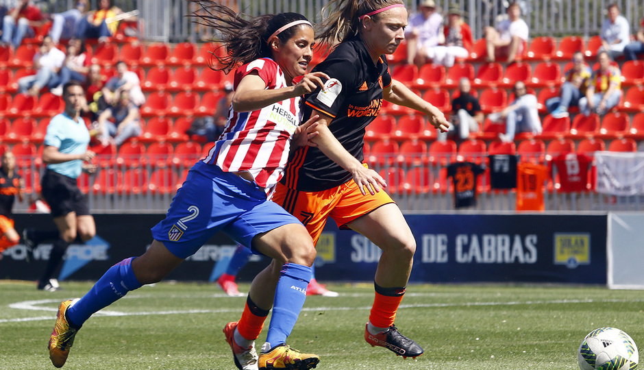 Liga Iberdrola | Atlético de Madrid-Valencia | Kenti