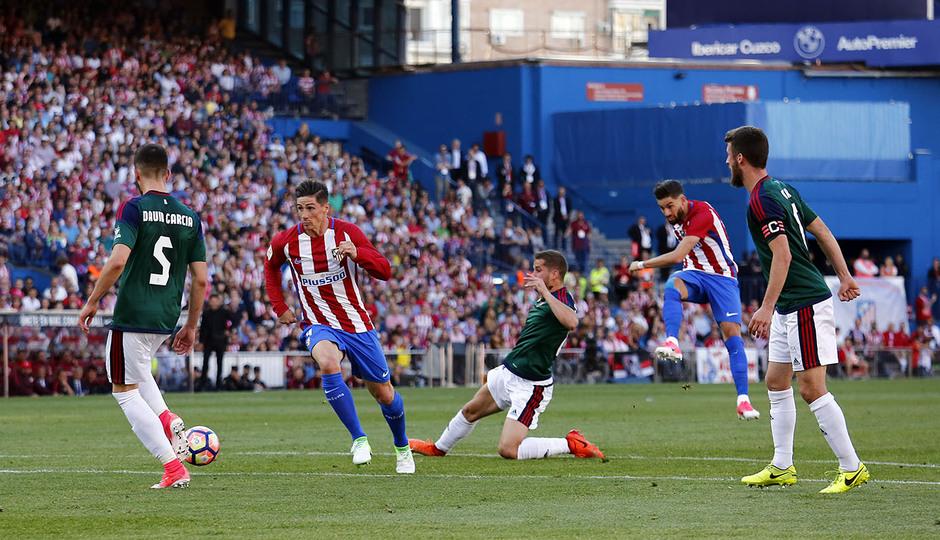 Temp. 16/17 | Atlético de Madrid - Osasuna | Carrasco