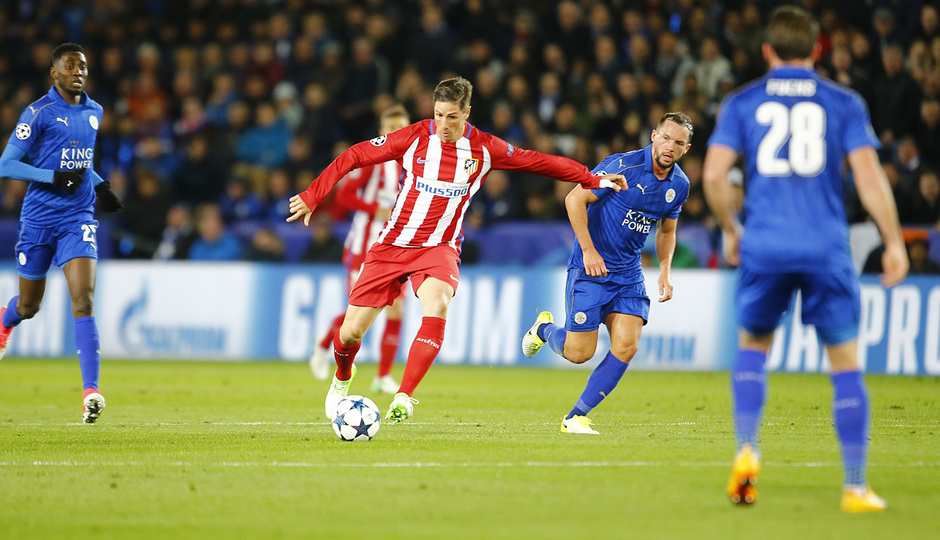 Temp. 16/17 | Leicester - Atlético de Madrid | Fernando Torres