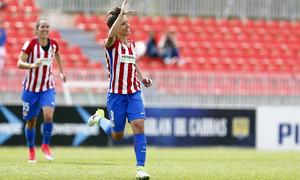 Liga Iberdrola | Atlético de Madrid Femenino - Santa Teresa | Sonia