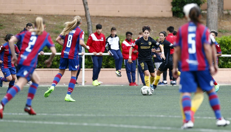 Liga Iberdrola | Levante - Atlético de Madrid Femenino | Amanda
