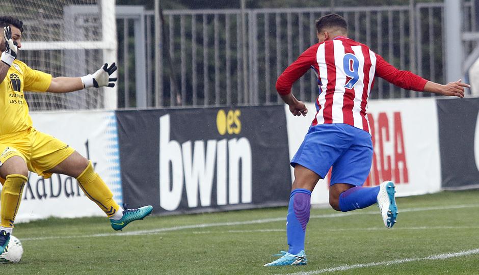 Temporada 16/17 | Atlético B - Villaverde | Zaka