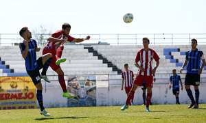 Temp. 16/17 | Parla - Atlético de Madrid B | Olabe