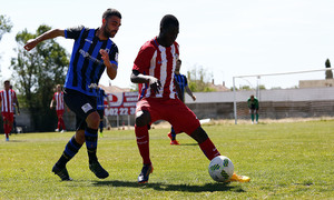 Temp. 16/17 | Parla - Atlético de Madrid B | Arona