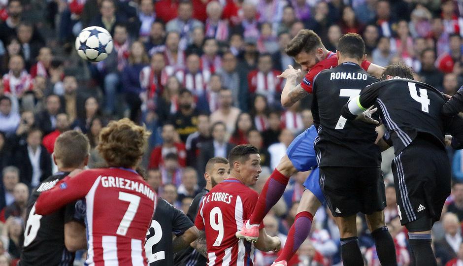 Temp. 16/17 | Atlético de Madrid - Real Madrid | Saúl