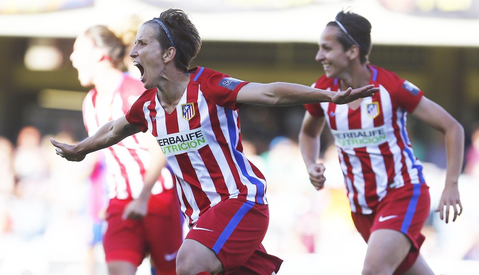 Liga Iberdrola | FC Barcelona - Atlético de Madrid Femenino | Sonia