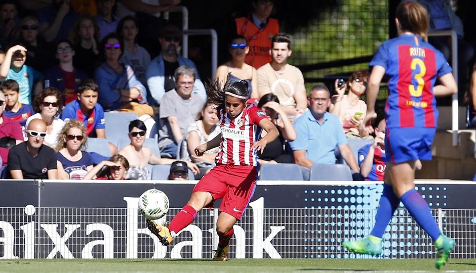Liga Iberdrola | FC Barcelona - Atlético de Madrid Femenino | Kenti