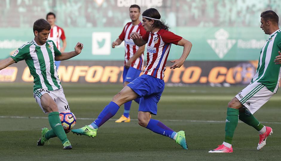 Temp. 16/17 | Betis - Atlético de Madrid | Filipe Luis