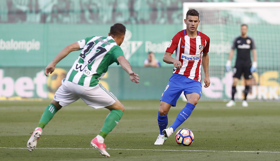 Temp. 16/17 | Betis - Atlético de Madrid | Lucas