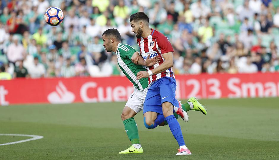 Temp. 16/17 | Betis - Atlético de Madrid | Carrasco