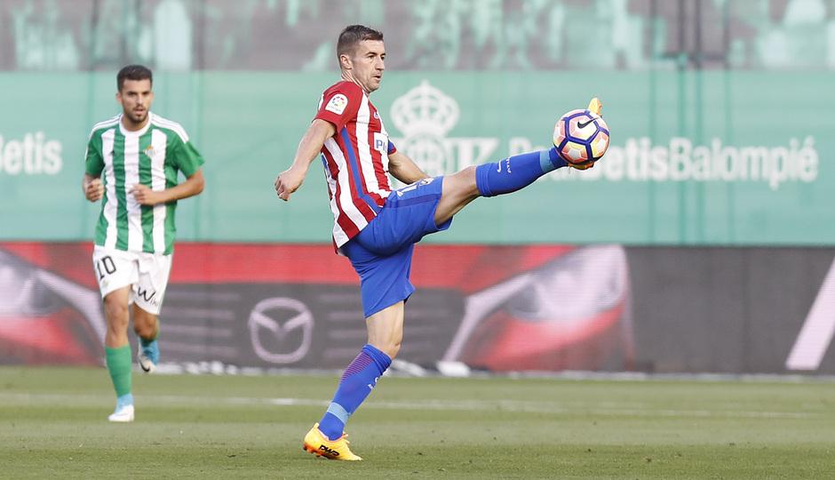 Temp. 16/17 | Betis - Atlético de Madrid | Gabi
