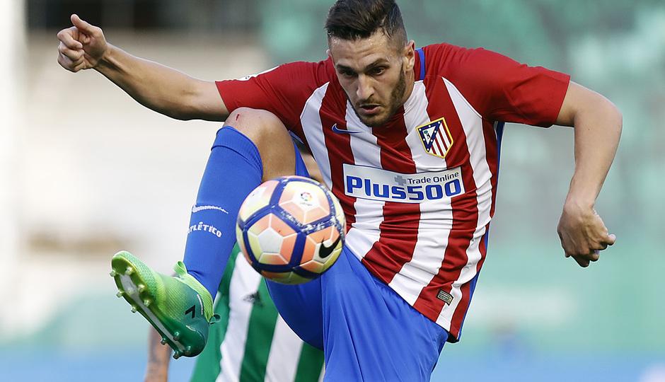 Temp. 16/17 | Betis - Atlético de Madrid | Koke