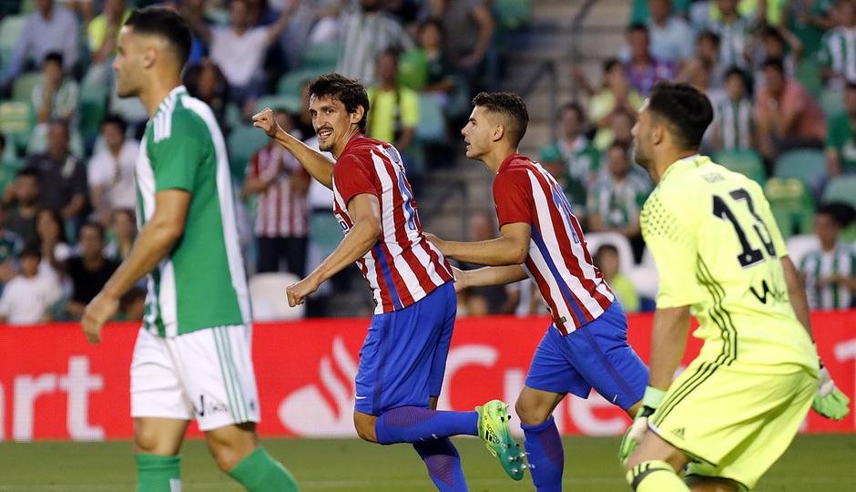 Temp. 16/17 | Betis - Atlético de Madrid | Savic
