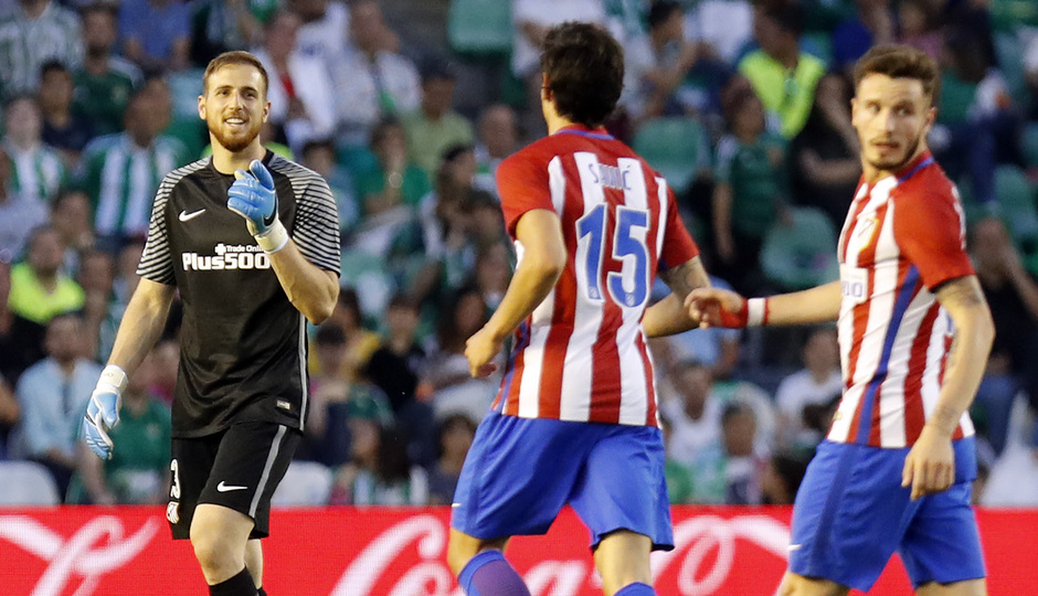 Temp. 16/17 | Betis - Atlético de Madrid | Oblak