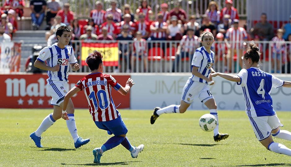 Liga Iberdrola | Atlético de Madrid Femenino-Real Sociedad | Amanda