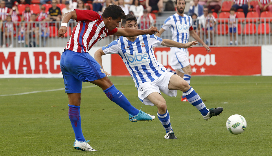 Temp. 16/17 | Atlético de Madrid B - Gimnástica | Zaka