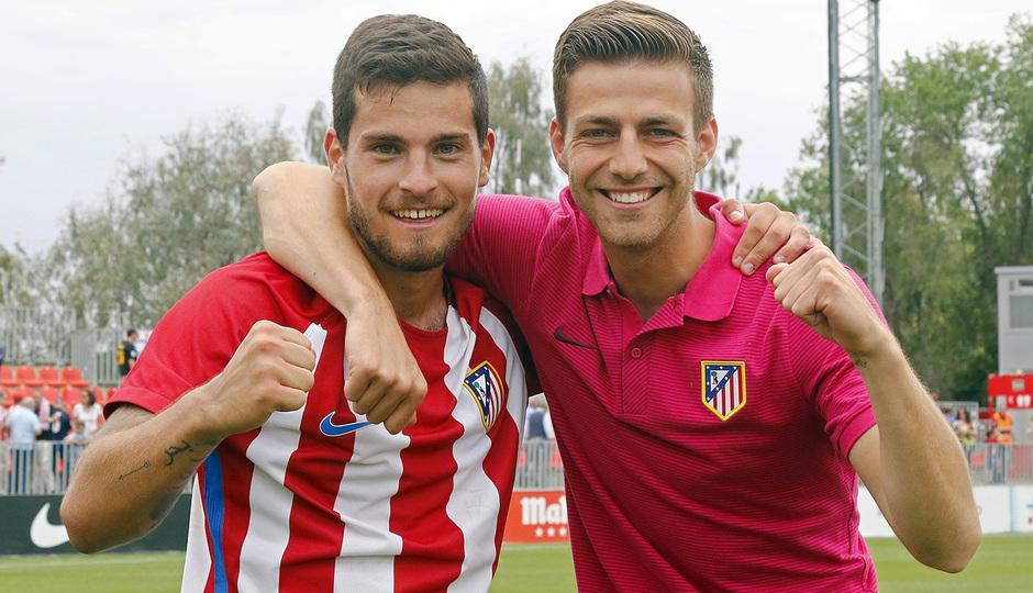 Temp. 16/17 | Atlético de Madrid B - Gimnástica | Juan Moreno