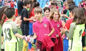 Temp. 16/17 | Final de Leyenda | Equipos campeones de la Academia