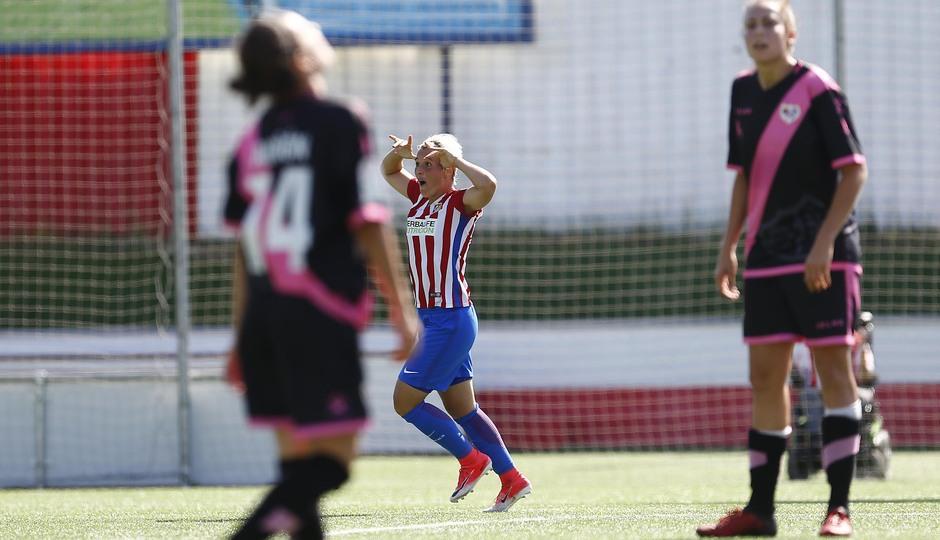 Copa de la Reina | Atlético de Madrid Femenino -Rayo Vallecano | Priscila