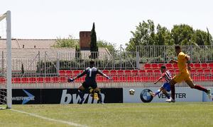 Temp. 16/17 | Atlético de Madrid - Juvenil A. 10 GOL
