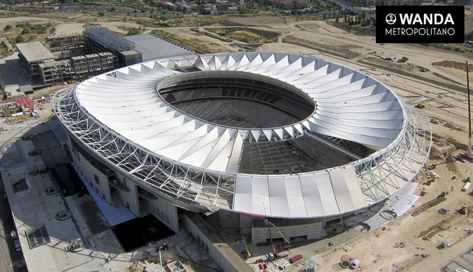 Wanda Metropolitano. 30 de junio de 2017.