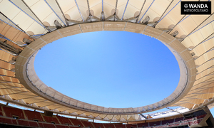 Wanda Metropolitano. 10 de julio de 2017.