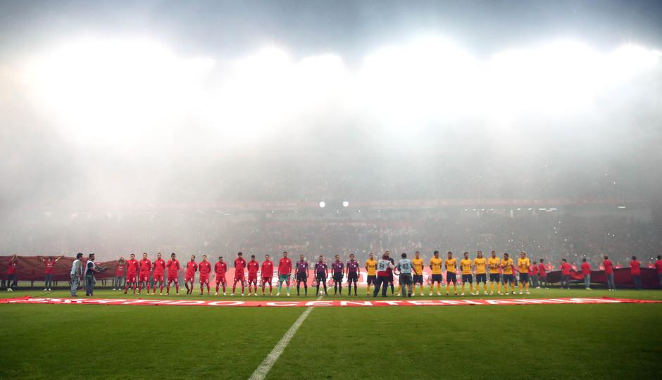 Temp. 17-18 | Partido amistoso en México ante el Toluca. Simeone