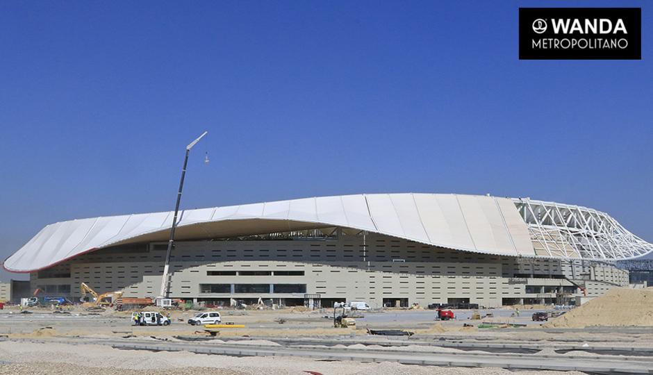 Wanda Metropolitano. 28 de julio de 2017.