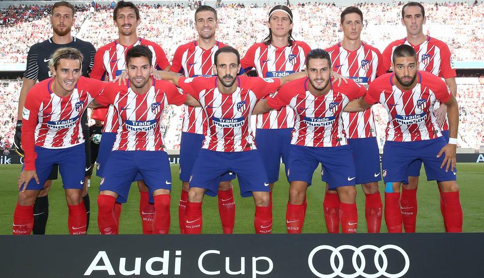 Audi Cup 2017 | Atlético de Madrid - Nápoles.