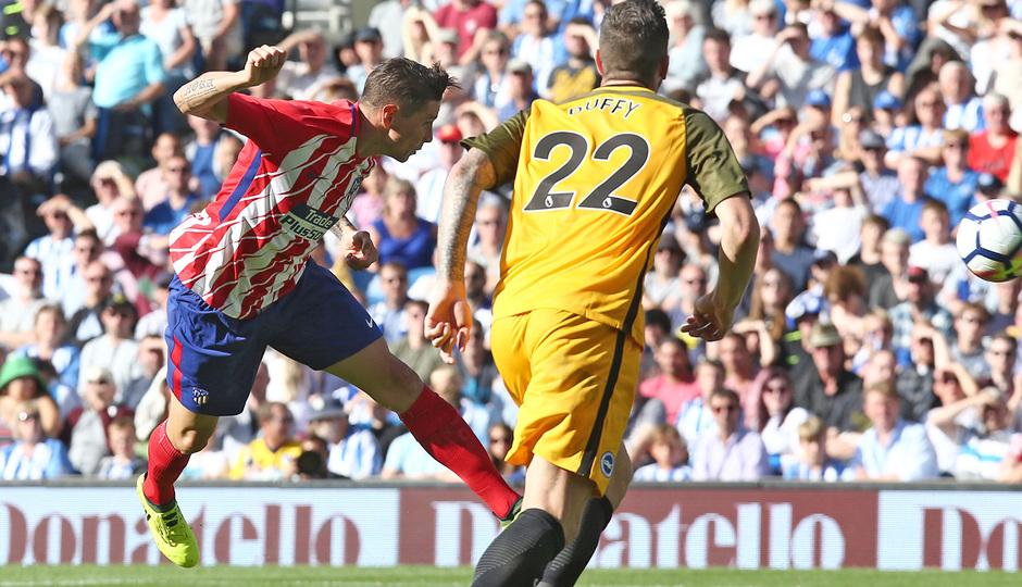 Amistoso | Brighton - Atlético de Madrid. Torres