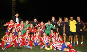 COTIF | Atlético de Madrid - Valencia Femenino.
