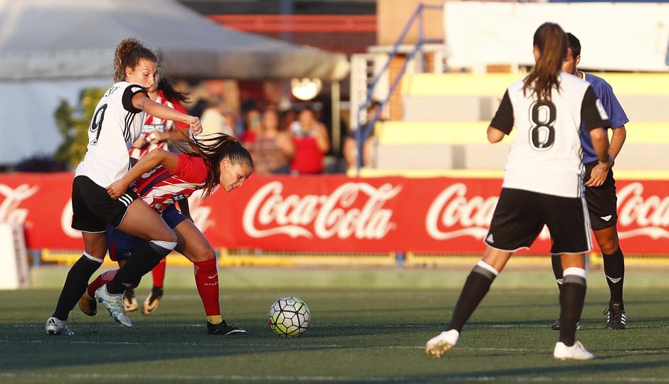 COTIF | Atlético de Madrid - Valencia Femenino. Viola.