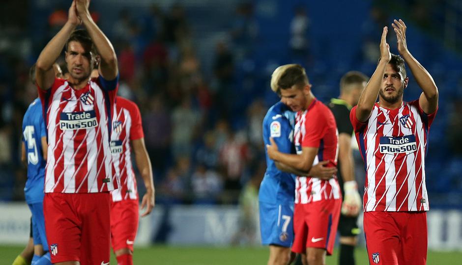 Amistoso | Getafe - Atlético de Madrid.