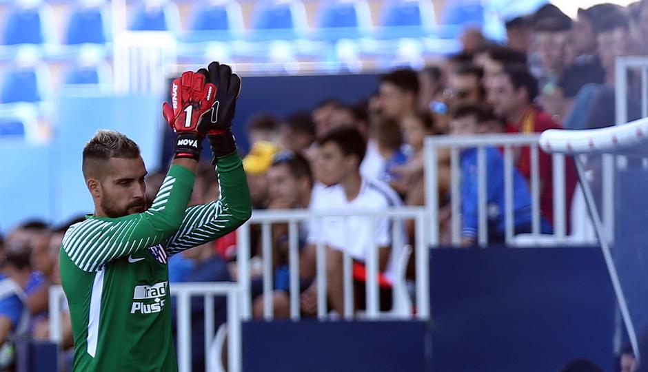 Temp. 17-18 | Amistoso | Leganés - Atlético de Madrid. Moyá