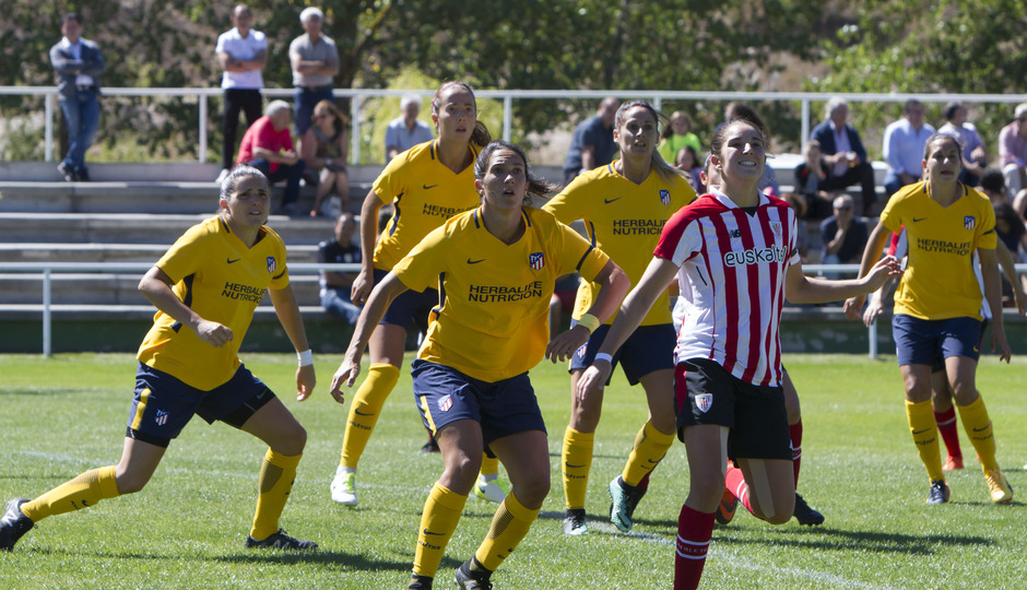 Temp. 17-18 | Amistoso: Athletic Club-Atlético de Madrid Femenino