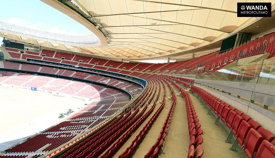 Wanda Metropolitano - 31/08/2017