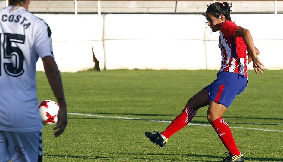 Temp. 2017-18 | Fundación Albacete - Atlético de Madrid Femenino | Kenti