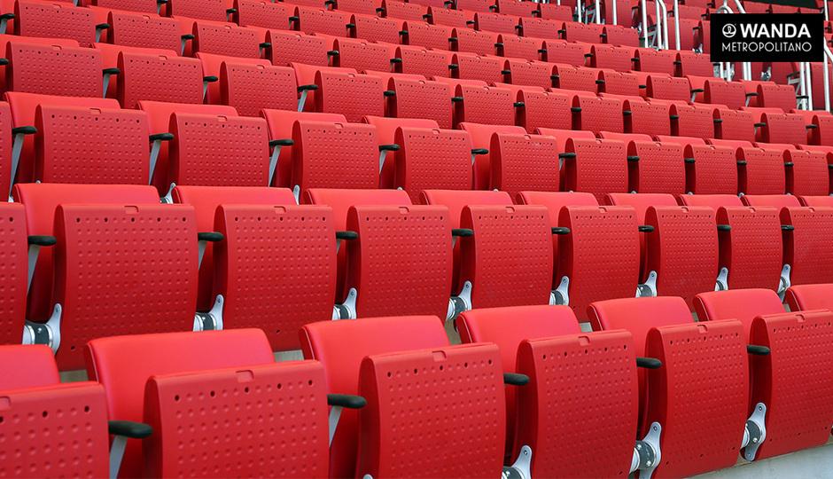 Wanda Metropolitano | 06/09/2017 | Zona Vip
