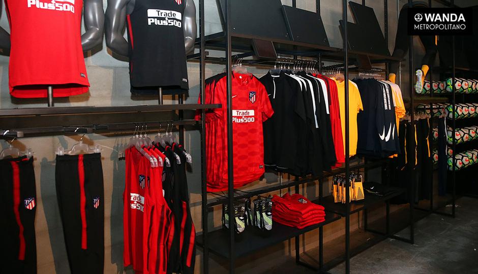 Wanda Metropolitano | 06/09/2017 | Tienda