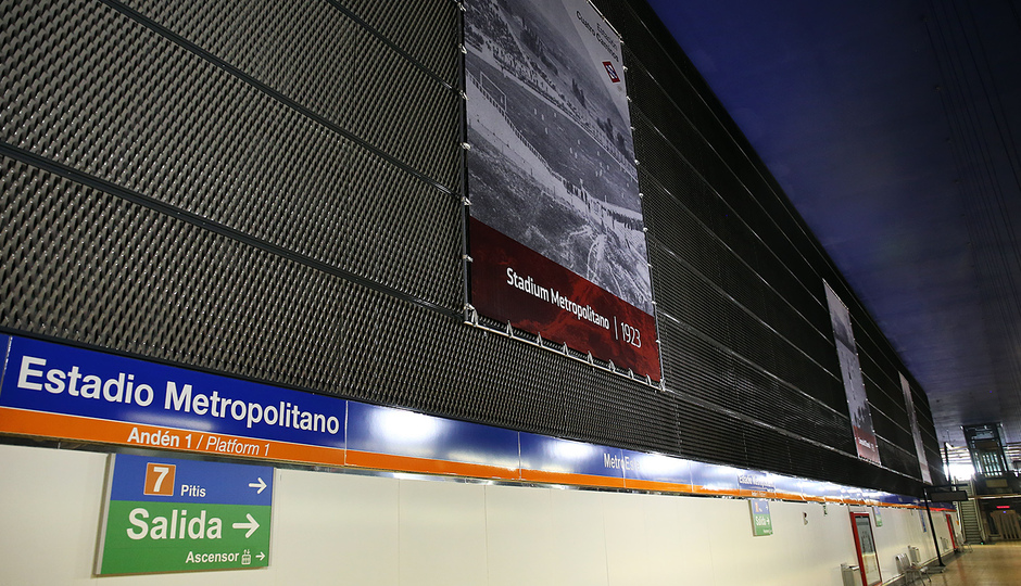 Estación Metropolitano 1