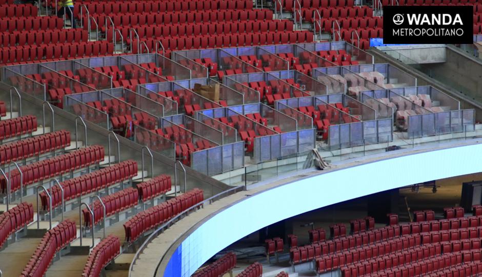 Wanda Metropolitano. 7 de septiembre