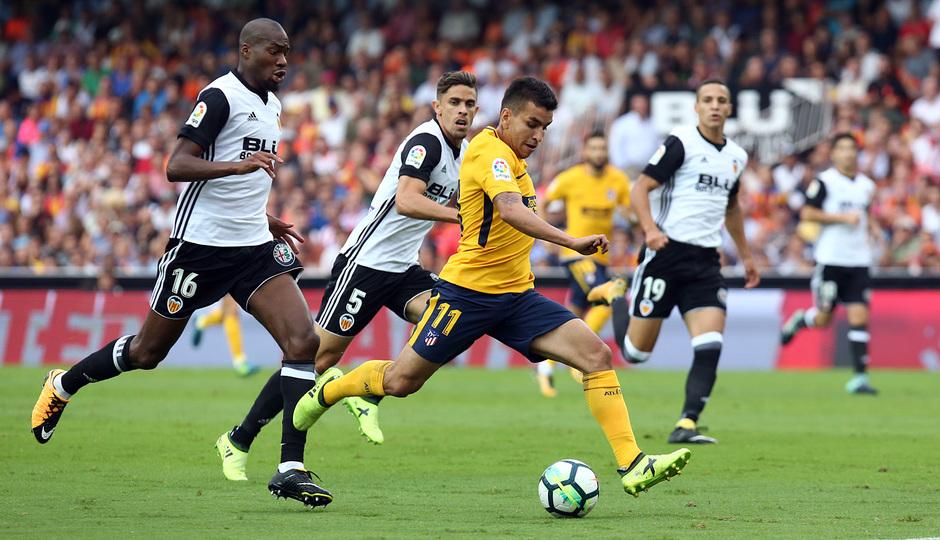 Temp. 17-18 | Valencia - Atlético de Madrid | Correa