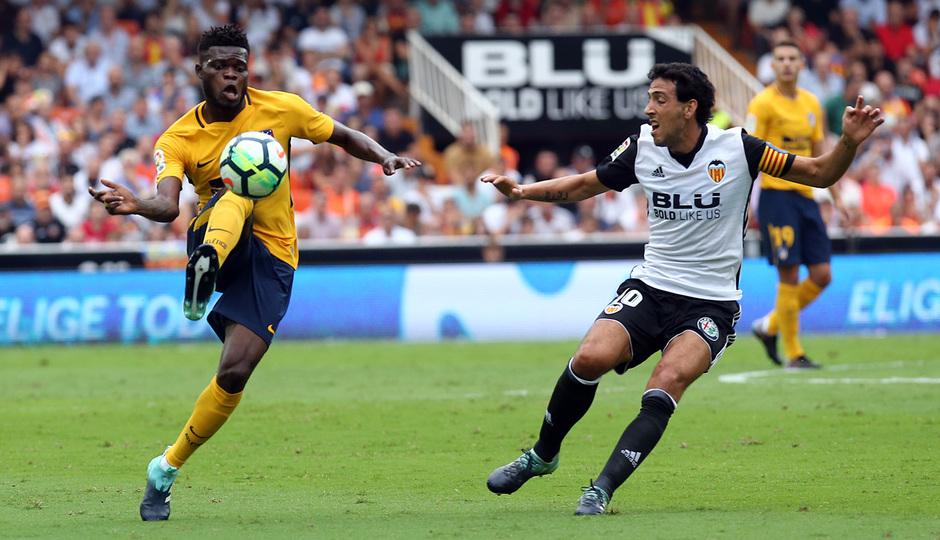 Temp. 17-18 | Valencia - Atlético de Madrid | Thomas